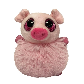 Hamlet the Pom Pals Pig Stuffed Animal by Fiesta