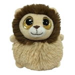 Bob the Pom Pals Lion Stuffed Animal by Fiesta