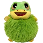 Arty the Pom Pals Frog Stuffed Animal by Fiesta