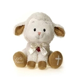 Little Lamb Musical Plush Animal by Fiesta