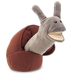 Snail Hand Puppet by Folkmanis Puppets