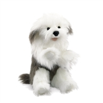 Full Body Sheepdog Puppet by Folkmanis Puppets