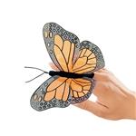Monarch Butterfly Finger Puppet by Folkmanis Puppets
