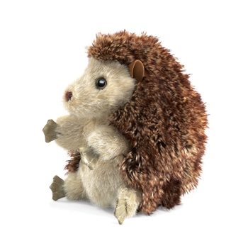 Full Body Hedgehog Puppet by Folkmanis Puppets