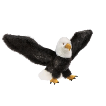 Full Body Bald Eagle Puppet by Folkmanis Puppets