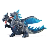 Full Body Three Headed Dragon Puppet by Folkmanis Puppets