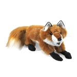 Full Body Red Fox Puppet by Folkmanis Puppets