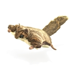 Full Body Flying Squirrel Puppet by Folkmanis Puppets