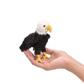 Bald Eagle Finger Puppet by Folkmanis Puppets