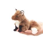 Fox Finger Puppet by Folkmanis Puppets