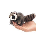 Raccoon Finger Puppet by Folkmanis Puppets
