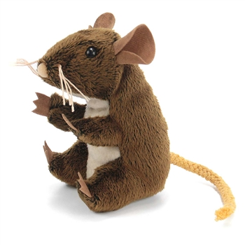 Field Mouse Finger Puppet by Folkmanis Puppets
