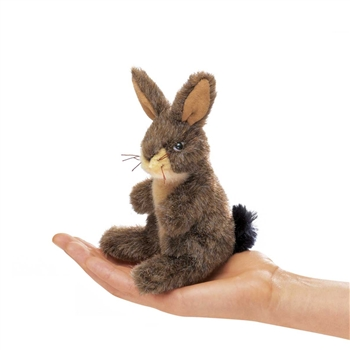 Jack Rabbit Finger Puppet by Folkmanis Puppets