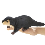 River Otter Finger Puppet by Folkmanis Puppets