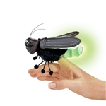 Firefly Finger Puppet by Folkmanis Puppets