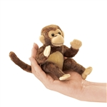 Monkey Finger Puppet by Folkmanis Puppets