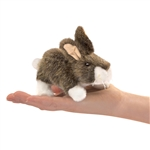 Cottontail Rabbit Finger Puppet by Folkmanis Puppets
