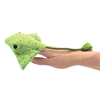 Stingray Finger Puppet by Folkmanis Puppets