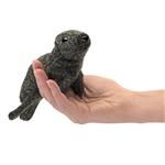 Harbor Seal Finger Puppet by Folkmanis Puppets