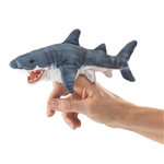 Shark Finger Puppet by Folkmanis Puppets