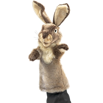 Rabbit Stage Puppet by Folkmanis Puppets