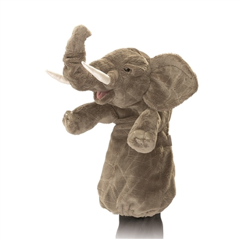Elephant Stage Puppet by Folkmanis Puppets