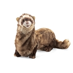 Full Body Ferret Puppet by Folkmanis Puppets