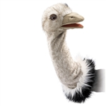 Ostrich Stage Puppet by Folkmanis Puppets