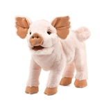 Full Body Piglet Puppet by Folkmanis Puppets