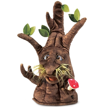 Enchanted Tree Character Puppet by Folkmanis Puppets