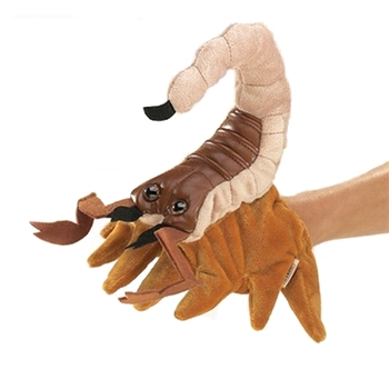 Full Body Scorpion Puppet by Folkmanis Puppets