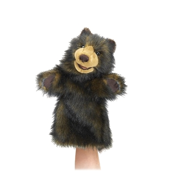 Bear Stage Puppet by Folkmanis Puppets