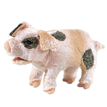 Full Body Grunting Pig Puppet by Folkmanis Puppets