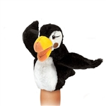 Little Puffin Hand Puppet by Folkmanis Puppets