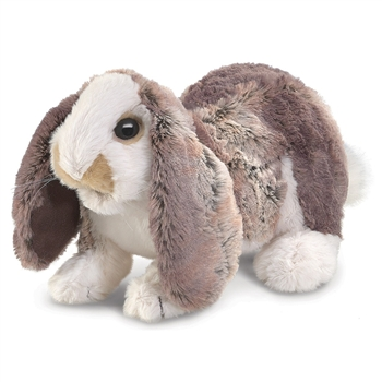 Full Body Baby Lop-eared Bunny Puppet by Folkmanis Puppets
