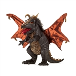 Full Body Black Dragon Puppet by Folkmanis Puppets