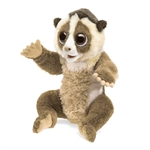 Full Body Slow Loris Puppet by Folkmanis Puppets