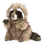 Full Body Raccoon Puppet by Folkmanis Puppets