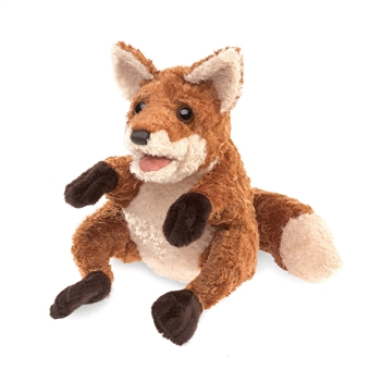Full Body Crafty Fox Puppet by Folkmanis Puppets