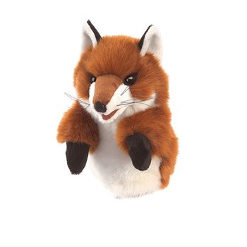Little Fox Hand Puppet by Folkmanis Puppets