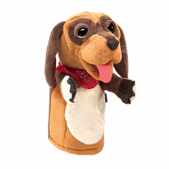 Dog Stage Puppet by Folkmanis Puppets