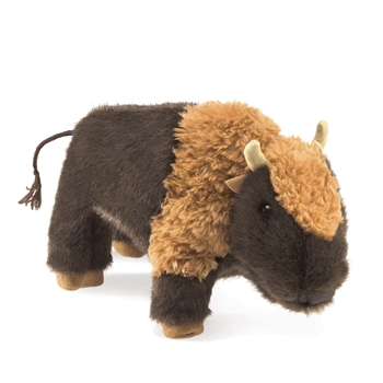 Full Body Small Bison Puppet by Folkmanis Puppets
