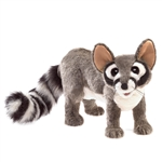 Full Body Ringtail Cat Puppet by Folkmanis Puppets