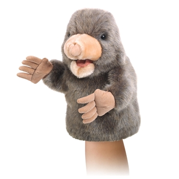 Little Mole Hand Puppet by Folkmanis Puppets