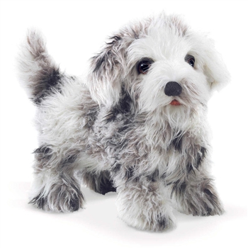 Full Body Shih Tzu Puppet by Folkmanis Puppets