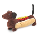 Hot Dog Finger Puppet by Folkmanis Puppets