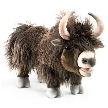 Full Body Yak Puppet by Folkmanis Puppets