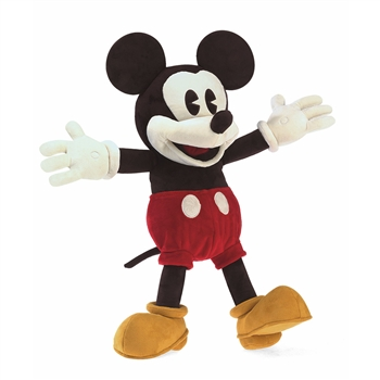 Full Body Mickey Mouse Disney Puppet by Folkmanis Puppets