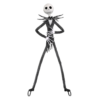 Full Body Jack Skellington Puppet by Folkmanis Puppets