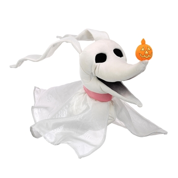Full Body Zero the Ghost Dog Puppet by Folkmanis Puppets